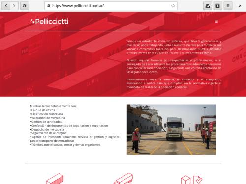 WEB - pellicciotti.com.ar